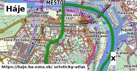 ilustračný obrázok k Vodný park, Háje