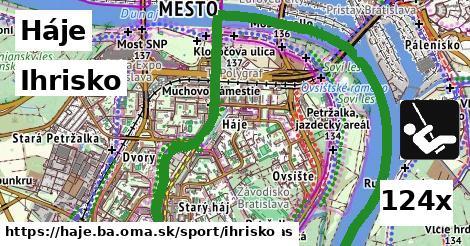 ilustračný obrázok k Ihrisko, Háje