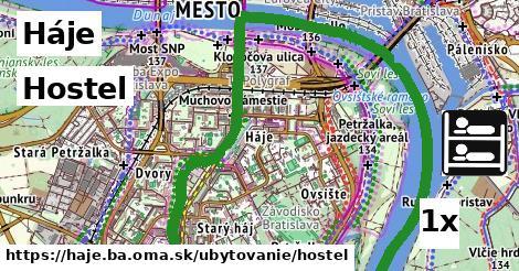 hostel v Háje