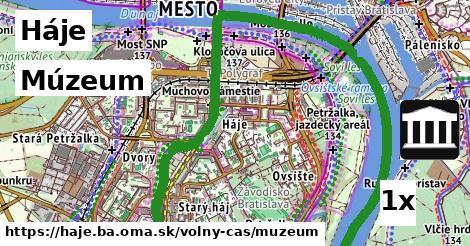múzeum v Háje
