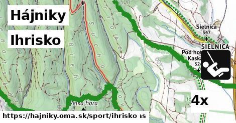 ilustračný obrázok k Ihrisko, Hájniky