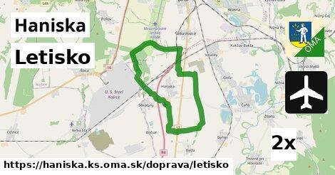 ilustračný obrázok k Letisko, Haniska, okres KS