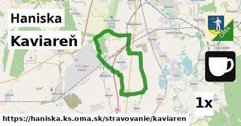 ilustračný obrázok k Kaviareň, Haniska, okres KS