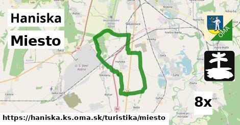 ilustračný obrázok k Miesto, Haniska, okres KS