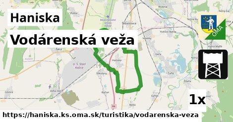 ilustračný obrázok k Vodárenská veža, Haniska, okres KS