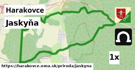 ilustračný obrázok k Jaskyňa, Harakovce