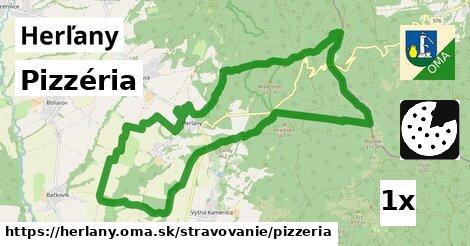 ilustračný obrázok k Pizzéria, Herľany