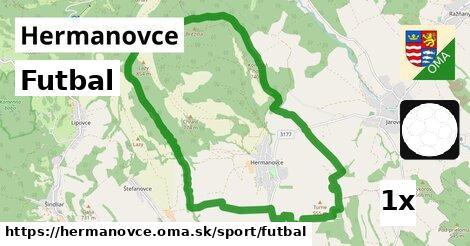 ilustračný obrázok k Futbal, Hermanovce