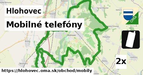 Mobilné telefóny, Hlohovec