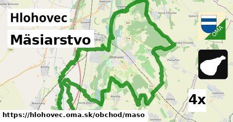 ilustračný obrázok k Mäsiarstvo, Hlohovec