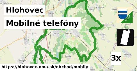 mobilné telefóny v Hlohovec