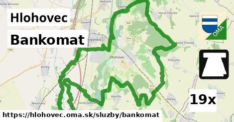 ilustračný obrázok k Bankomat, Hlohovec