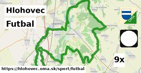 Futbal, Hlohovec