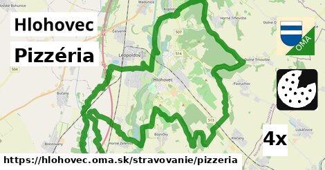 ilustračný obrázok k Pizzéria, Hlohovec