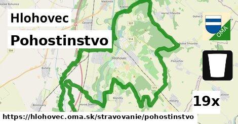 pohostinstvo v Hlohovec
