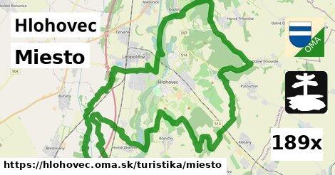 Miesto, Hlohovec