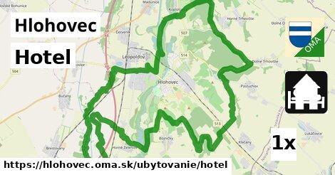 Hotel, Hlohovec