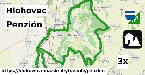 ilustračný obrázok k Penzión, Hlohovec