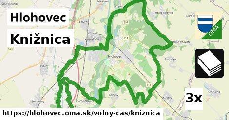 Knižnica, Hlohovec