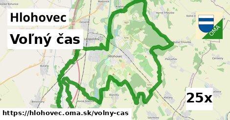 voľný čas v Hlohovec