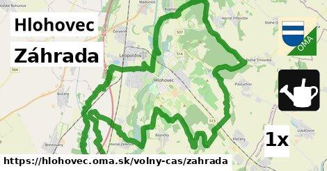 ilustračný obrázok k Záhrada, Hlohovec