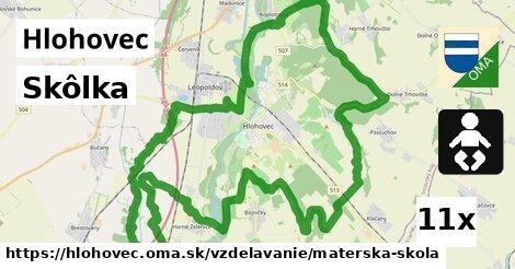 ilustračný obrázok k Skôlka, Hlohovec