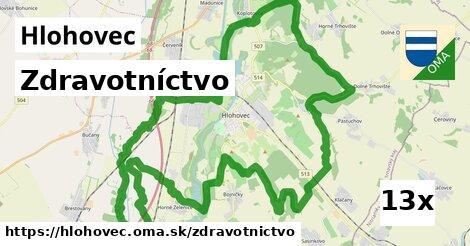 zdravotníctvo v Hlohovec