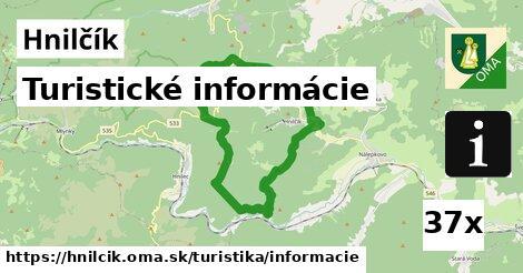 ilustračný obrázok k Turistické informácie, Hnilčík