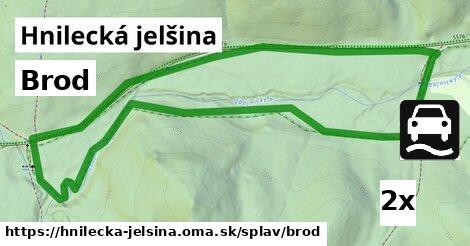 ilustračný obrázok k Brod, Hnilecká jelšina