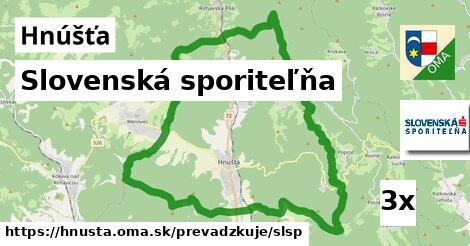 Slovenská sporiteľňa v Hnúšťa