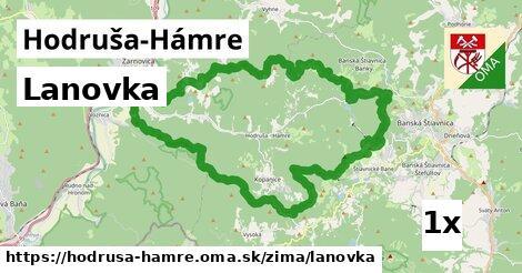 ilustračný obrázok k Lanovka, Hodruša-Hámre