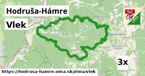 ilustračný obrázok k Vlek, Hodruša-Hámre
