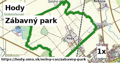 zábavný park v Hody