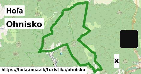 ilustračný obrázok k Ohnisko, Hoľa