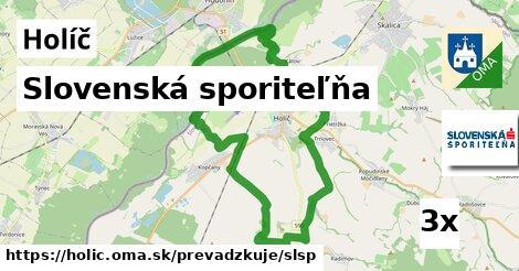 ilustračný obrázok k Slovenská sporiteľňa, Holíč