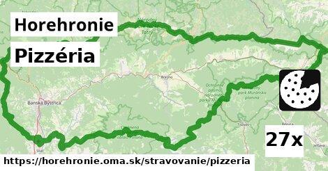 pizzéria v Horehronie
