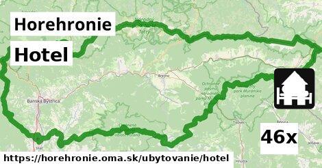 hotel v Horehronie