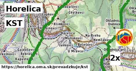 KST v Horelica