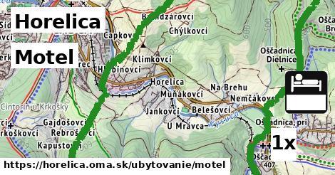 motel v Horelica