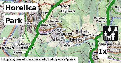 park v Horelica