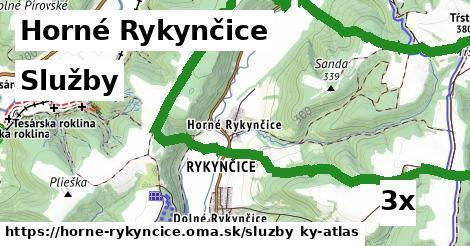 služby v Horné Rykynčice