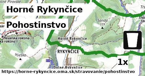 ilustračný obrázok k Pohostinstvo, Horné Rykynčice