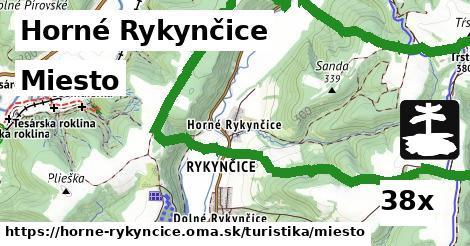 ilustračný obrázok k Miesto, Horné Rykynčice