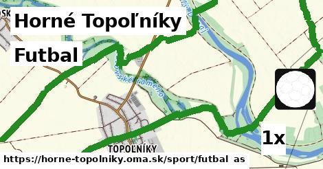 ilustračný obrázok k Futbal, Horné Topoľníky