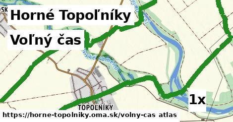voľný čas v Horné Topoľníky