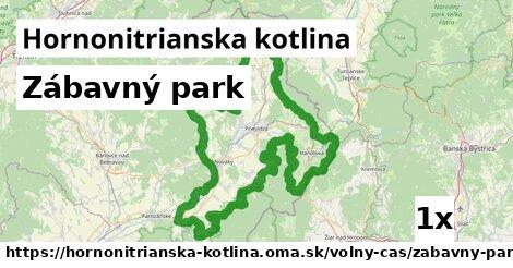 ilustračný obrázok k Zábavný park, Hornonitrianska kotlina