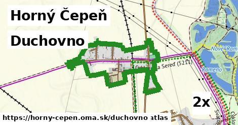 duchovno v Horný Čepeň