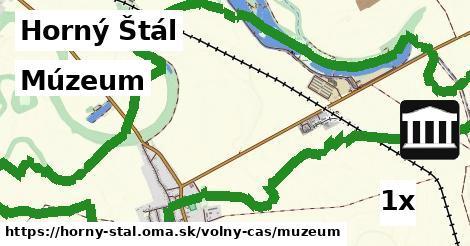 múzeum v Horný Štál