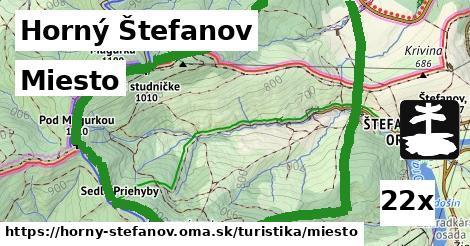 ilustračný obrázok k Miesto, Horný Štefanov