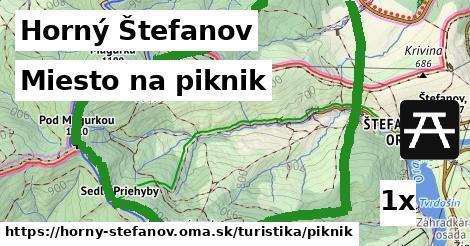 ilustračný obrázok k Miesto na piknik, Horný Štefanov
